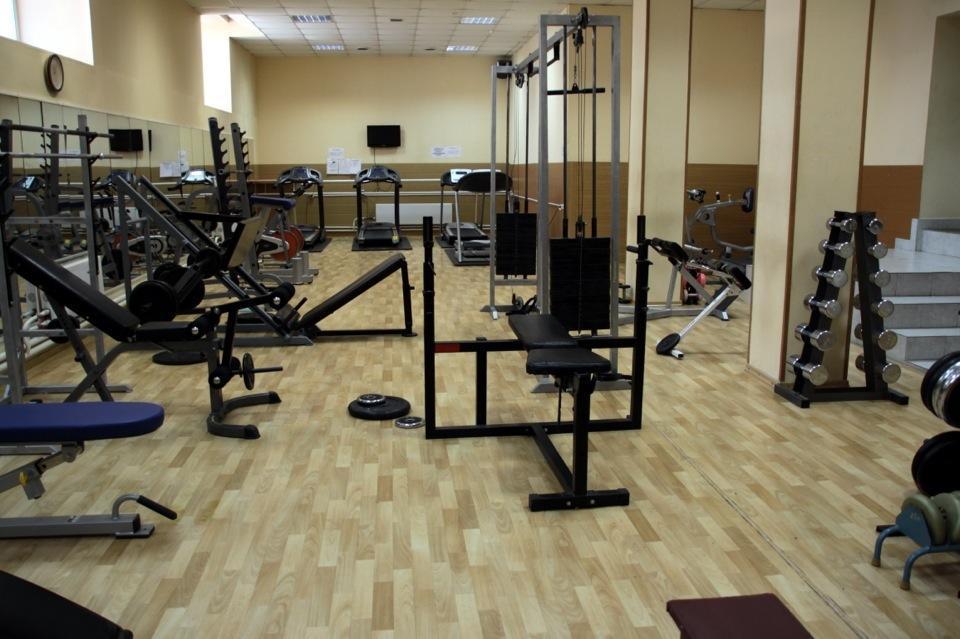спортзал юность красноярск фото